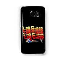 Street Fighter 2:  Leg Sweep Edition Samsung Galaxy Case/Skin