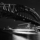 Ghost Ship - Sydney - Australia by Bryan Freeman
