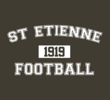St Etienne Football Athletic College Style 1 Color by Toma-51