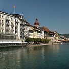 Lucerne/Luzern, Switzerland by Matthew Walters