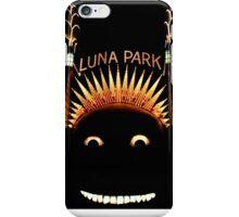 Looney Park - Luna Park at Night - Sydney - Australia iPhone Case/Skin