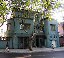Art Deco Villa - West Fuxing Rd - Shanghai, China  by John Meckley