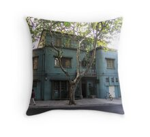 Art Deco Villa - West Fuxing Rd - Shanghai, China  Throw Pillow