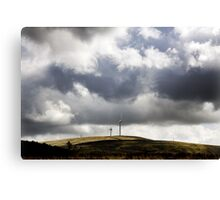 Edenfield - A View  Canvas Print