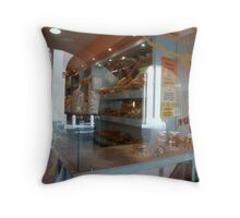 Pane, Focaccia, Pizza......  Throw Pillow