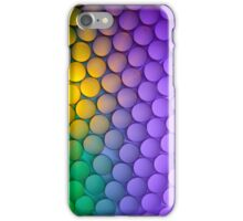 Straws of the Rainbow  iPhone Case/Skin