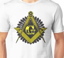 Freemason - Secret Society Unisex T-Shirt