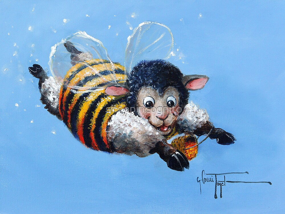 Bumble Baaa by Conni Togel