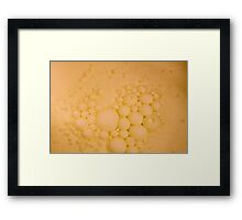 Bubble Bubble Toil and Trouble Framed Print