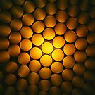 Golden Honeycomb by Bryan Freeman