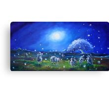 Firefly Ballet Canvas Print