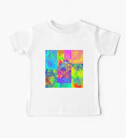 tree of life collage Baby Tee