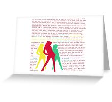 Candy Store-Heathers: The Musical Greeting Card