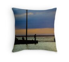 Digby Neck NS Throw Pillow