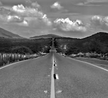 The road to nowhere by Jackee Swinson Rand J Photography