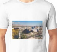 The Strip From Above Unisex T-Shirt