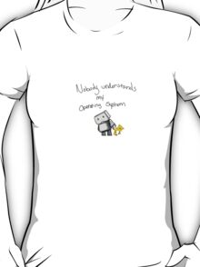 Nobody understands my operating system T-Shirt