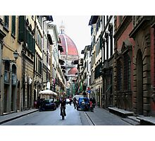 The Duomo - Florence Photographic Print