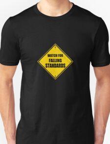 Falling Standards T-Shirt