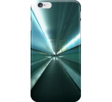 By The Light of The Tunnel iPhone Case/Skin