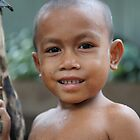 Faces of Cambodia by Kristi Bryant