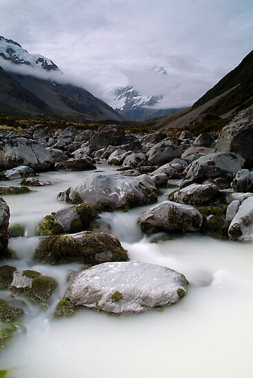 Aoraki/Mount Cook by Paul Mercer
