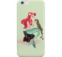 Mermaid skills iPhone Case/Skin