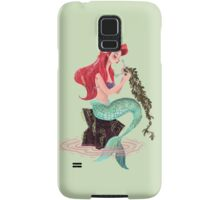 Mermaid skills Samsung Galaxy Case/Skin
