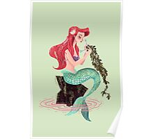 Mermaid skills Poster