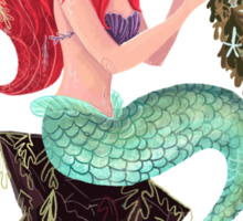Mermaid skills Sticker