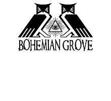Bohemian Grove - Secret Society Photographic Print