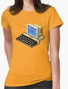 8 BIT Computer - Love Heart T-Shirt