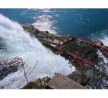 Niagra Falls Part 2 Photographic Print