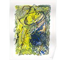 amor amarillo Poster