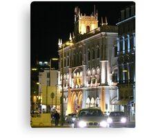 Lisbon.... Canvas Print