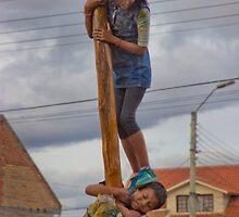 Cuenca Kids 637 by Al Bourassa