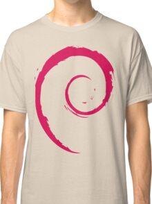 Debian Red Classic T-Shirt