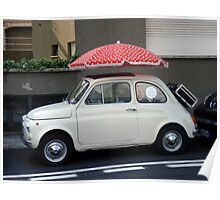 I Love Italy ! Poster