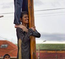 Cuenca Kids 638 by Al Bourassa