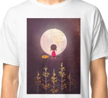 A Little Night Wanderer Classic T-Shirt