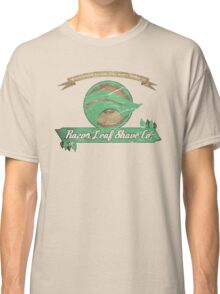 Pokemon -  Razor Leaf Shave Company (Distressed) Classic T-Shirt