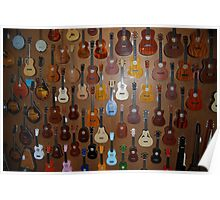 Wall of Mostly Ukulele's Poster