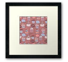 Sweet Cupcakes Framed Print