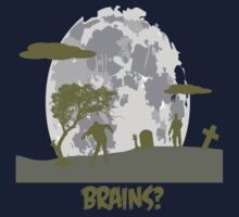 Brains? by EnsoTees