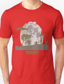 Brains? Unisex T-Shirt