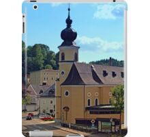 The village church of Helfenberg II | architectural photography iPad Case/Skin