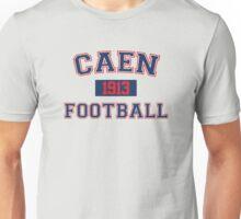 Caen Football Athletic College Style 1 Gray Unisex T-Shirt