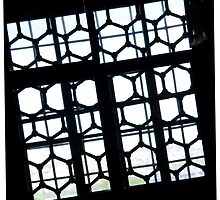 Mosque Window Grate by phil decocco