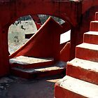 Jantar Mantar, Delhi by Fossdos