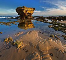 The Rock - Aireys Inlet by Hans Kawitzki